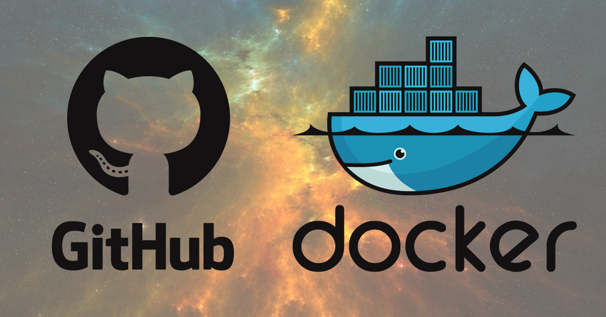 Build a Docker Image from a Github Repository