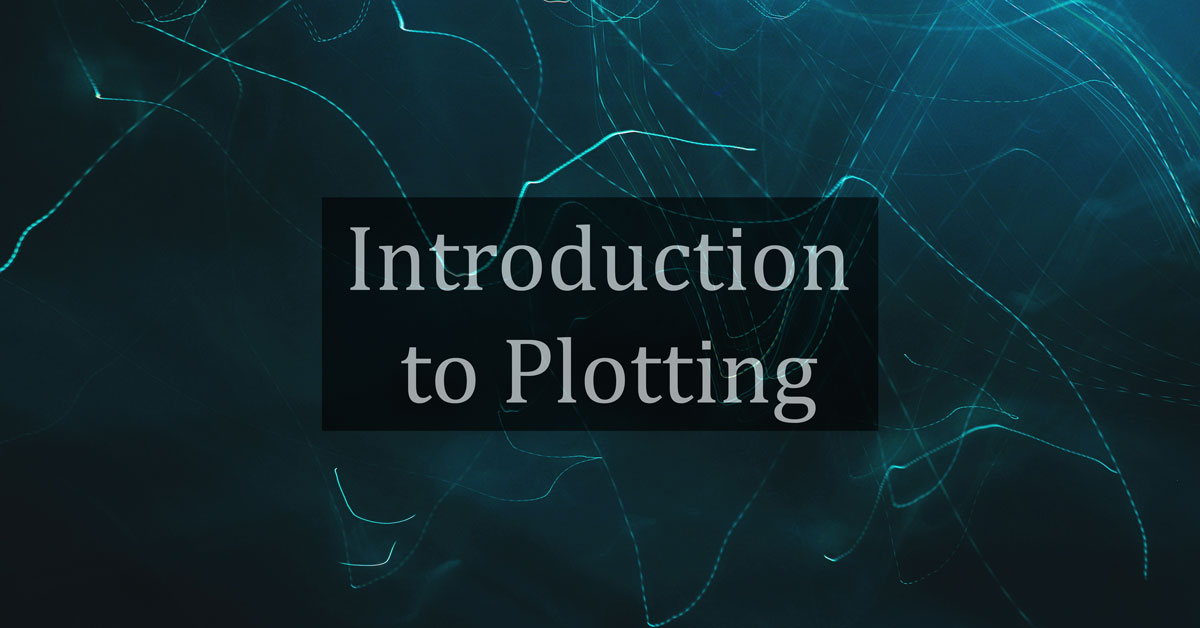 Introduction to Plotting
